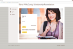 Edna P. McCurdy Scholarship Foundation – You can now apply online!!!!