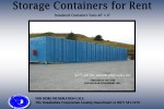 Storage Containers for Rent – Strawberry Hill